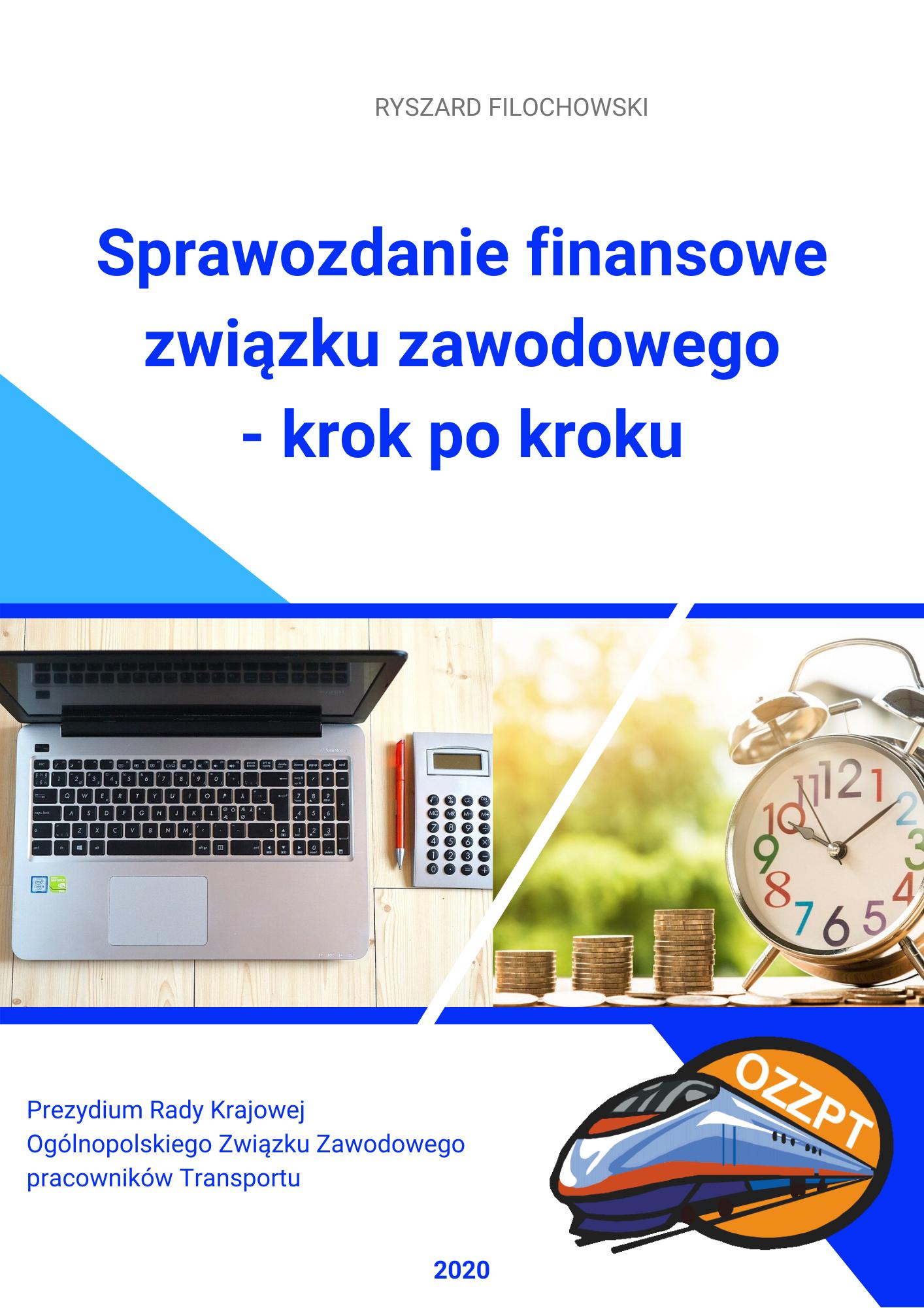 Sprawozdanie finansowe związku